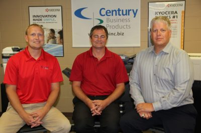 Century Business Products: Leadership Team