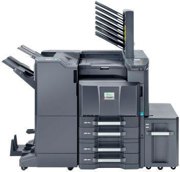 Century Business Products Kyocera Color Printers Office Equipment