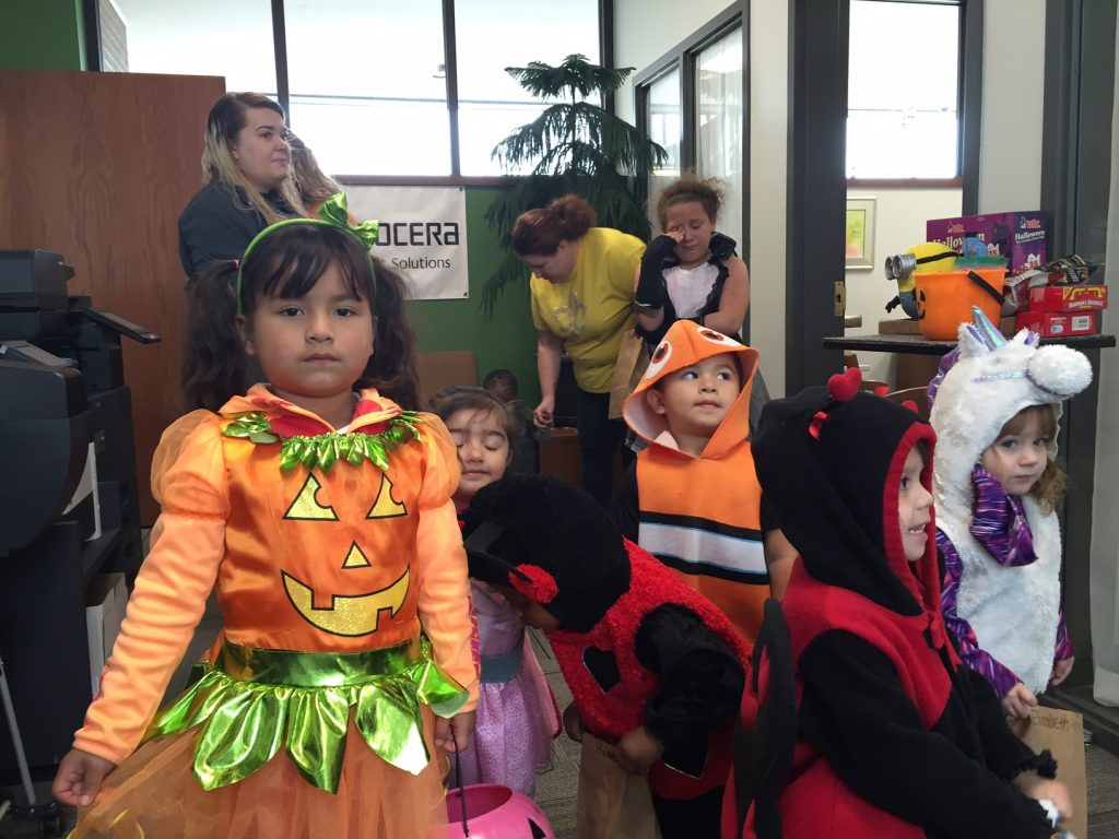 ghouls & goblins invade century's offices on halloween - century